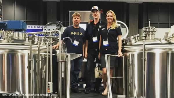 Checkerspot Brewing Co. Team